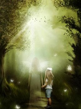 Молитва к ангелу хранителю об исполнении желания